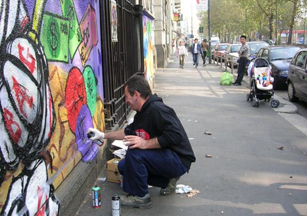 Murale 2005
