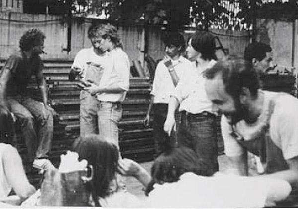 Villetta okupazione 1985