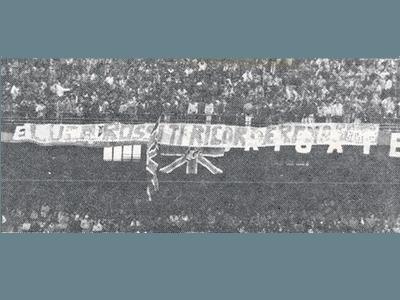 Curva Sud - 4 marzo 1986