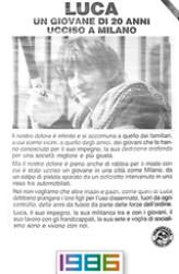 1986 Lutto DP Milano