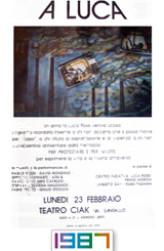 1987 Teatro Ciak