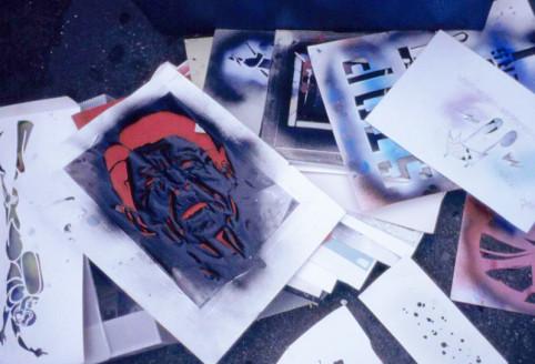 1989 Murales_Mascherine Stencyl