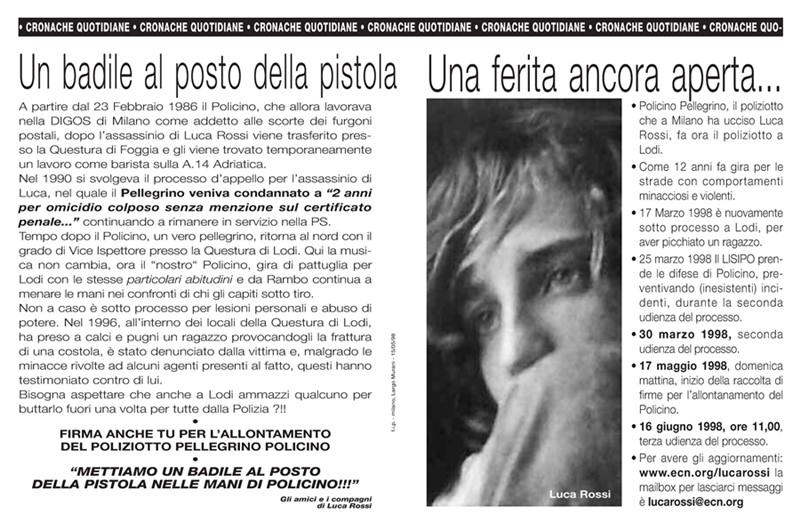 1998 Lodi - Policino