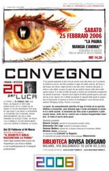 2006 20 x Luca – Convegno