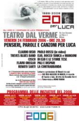 2006 20 x Luca – Dal Verme