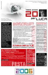 2006 20 x Luca – Biblioteca