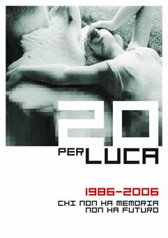 2006 libro Venti x luca 1986_2006
