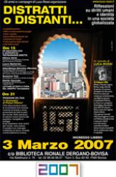 2007 Globalizzazione e Diritti