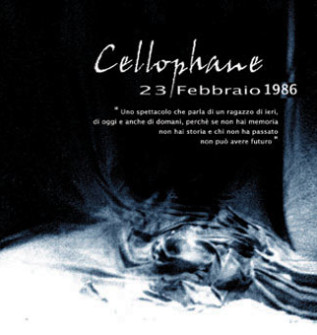 Cellophane all'Itcs di Bollate