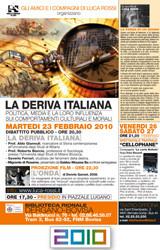 2010 La Deriva Italiana