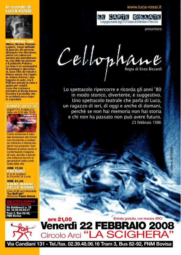Cellophane A4