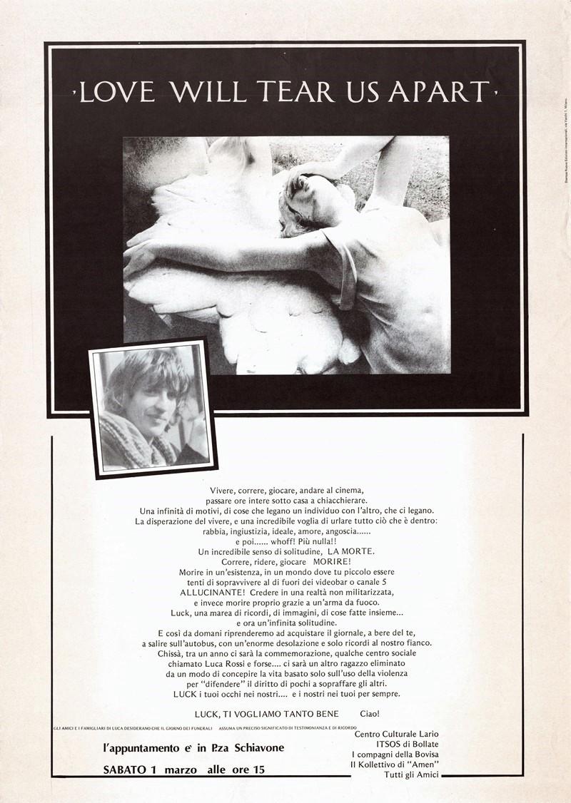 1986 funerale