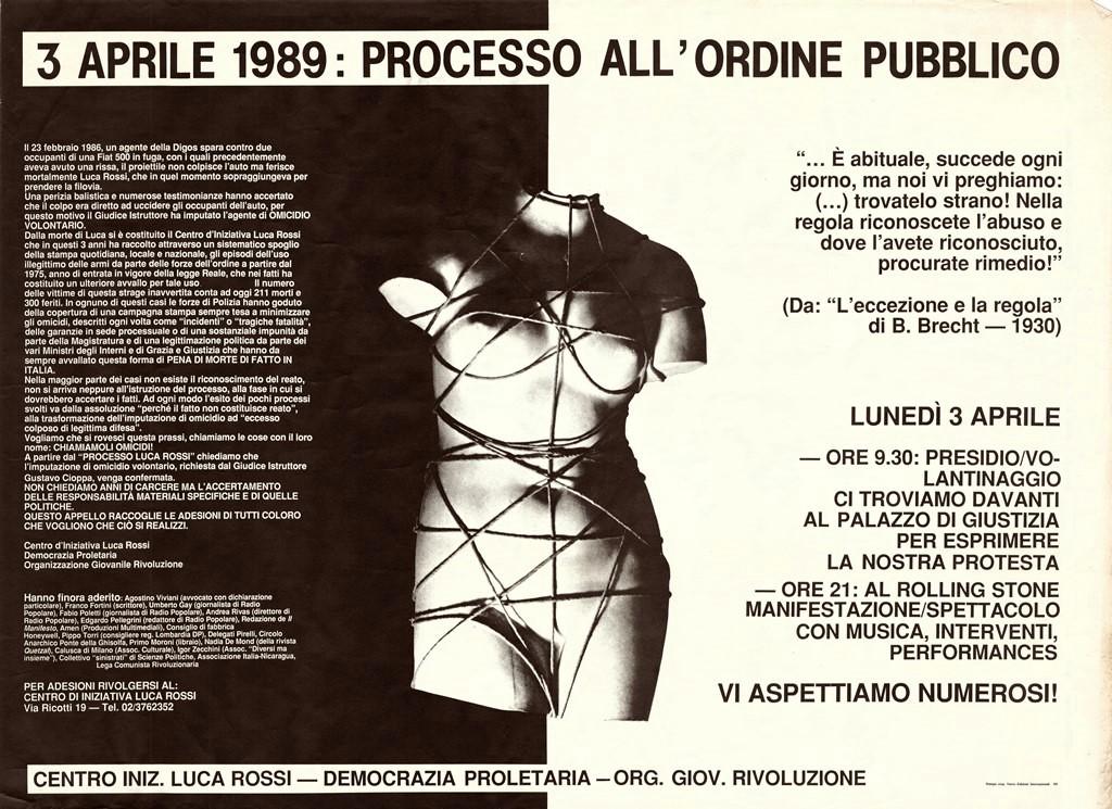 1989 Processo
