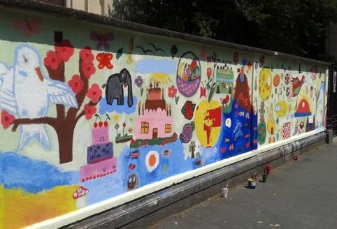2014 – murale 1