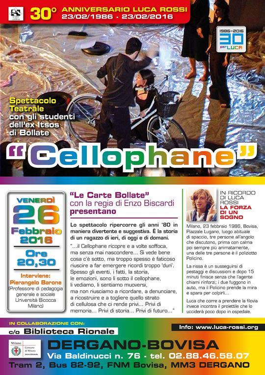 Cellophane 2016