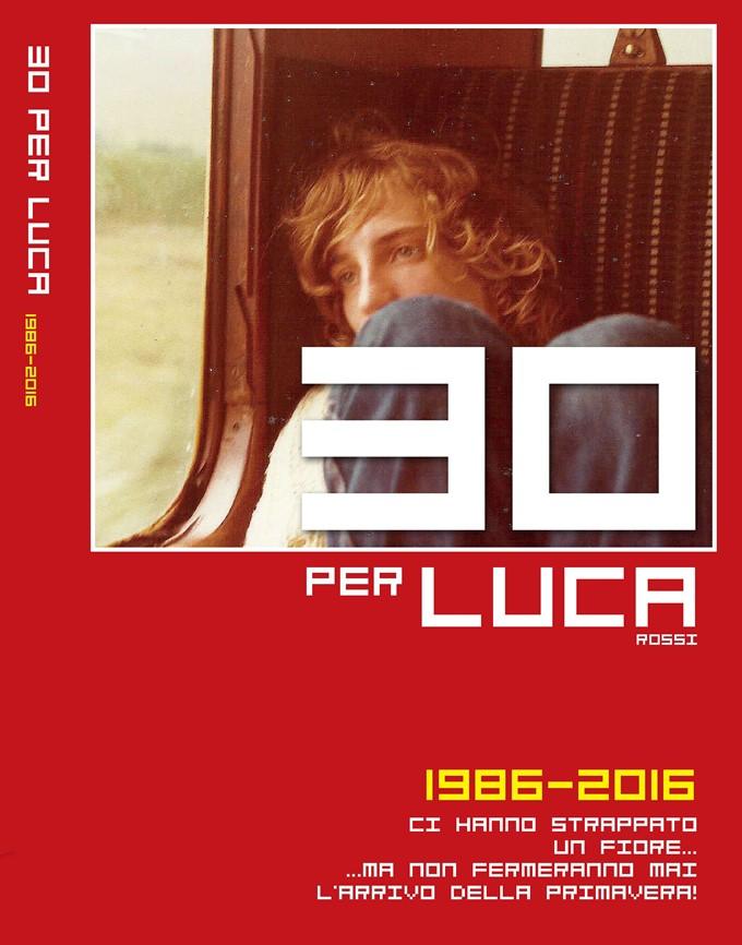Luca prima 2016 libro rosso