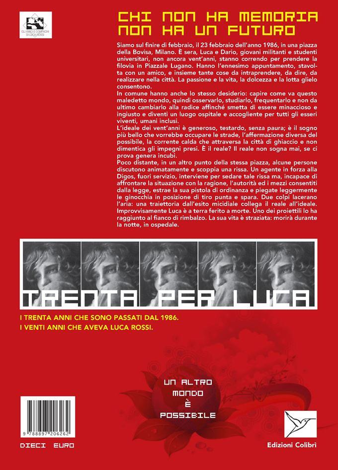 Luca quarta 2016 libro rosso