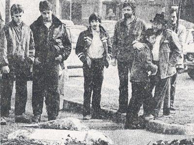 La storia – Corsera 25 febbraio 1986
